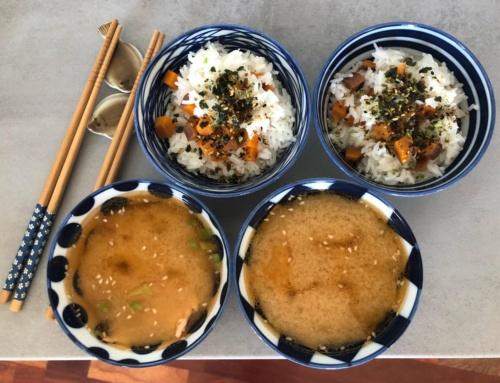 Japońskie śniadanie, które możesz zrobić wdomu – część 1: zestawy DIY