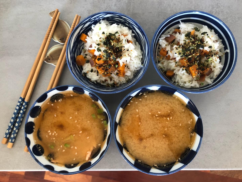 Kuchnia japońska: japońskie śniadanie