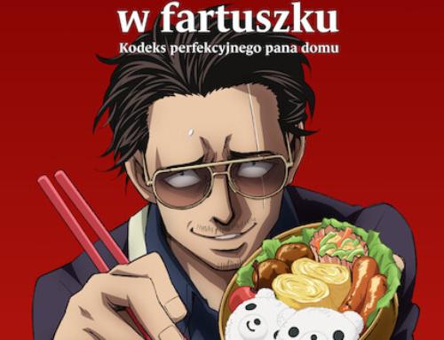 Yakuza wfartuszku. Kodeks perfekcyjnego pana domu. Nowy japoński serial anime Netflix (recenzja)