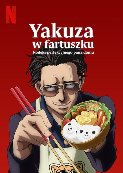 Yakuza w fartuszku. Kodeks perfekcyjnego pana domu (Gokushufudo)