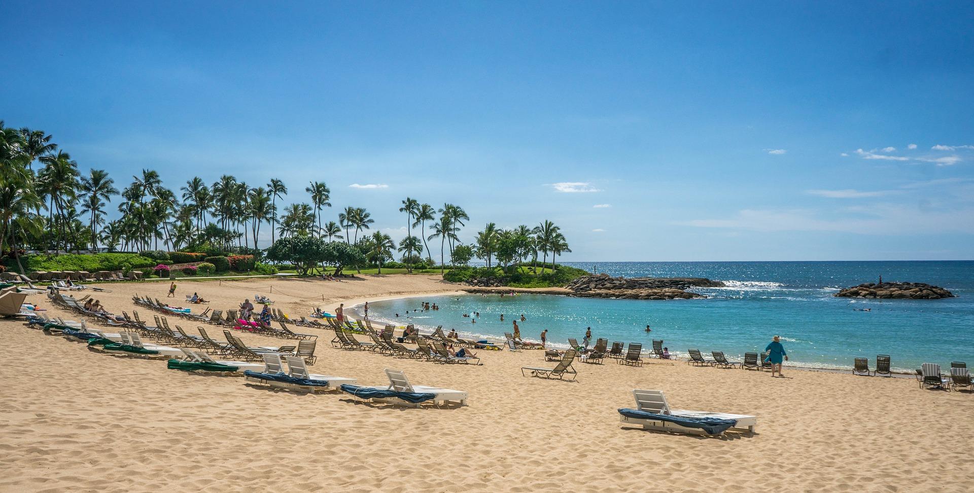 Historia poke bowl na Hawajach