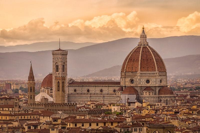 Florencja, Toskania, Włochy