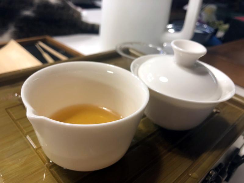 Chińska ceramika doherbaty: chahai igaiwan