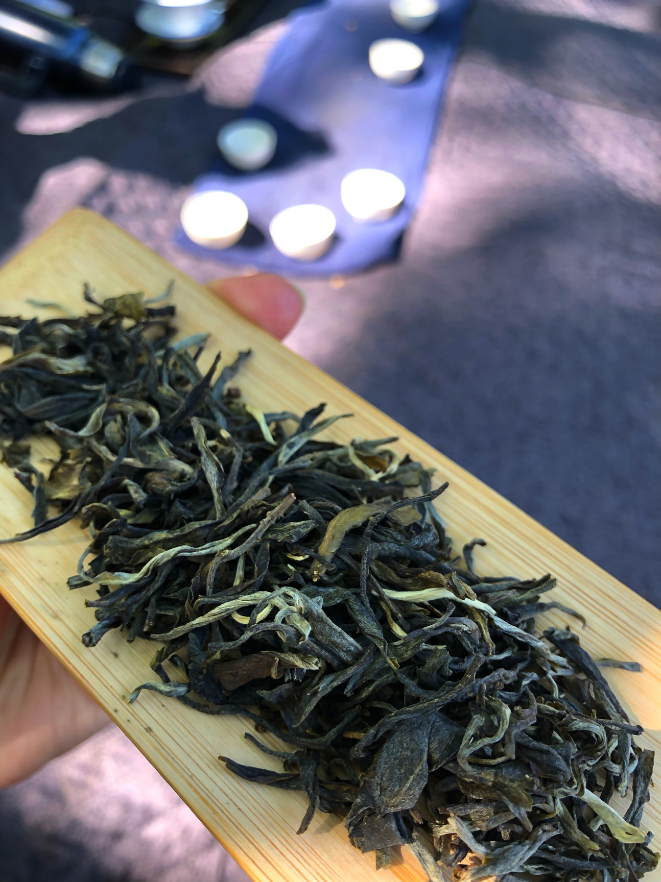 Chińska herbata: degustacja herbaty zTeamail Polska