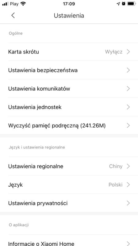 Ricecooker Xiaomi Mi - jak ustawić język chiński iodblokować przepisy