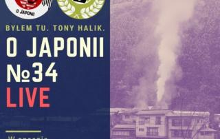 LIVE oJaponii (Podcast oJaponii): wonsenie