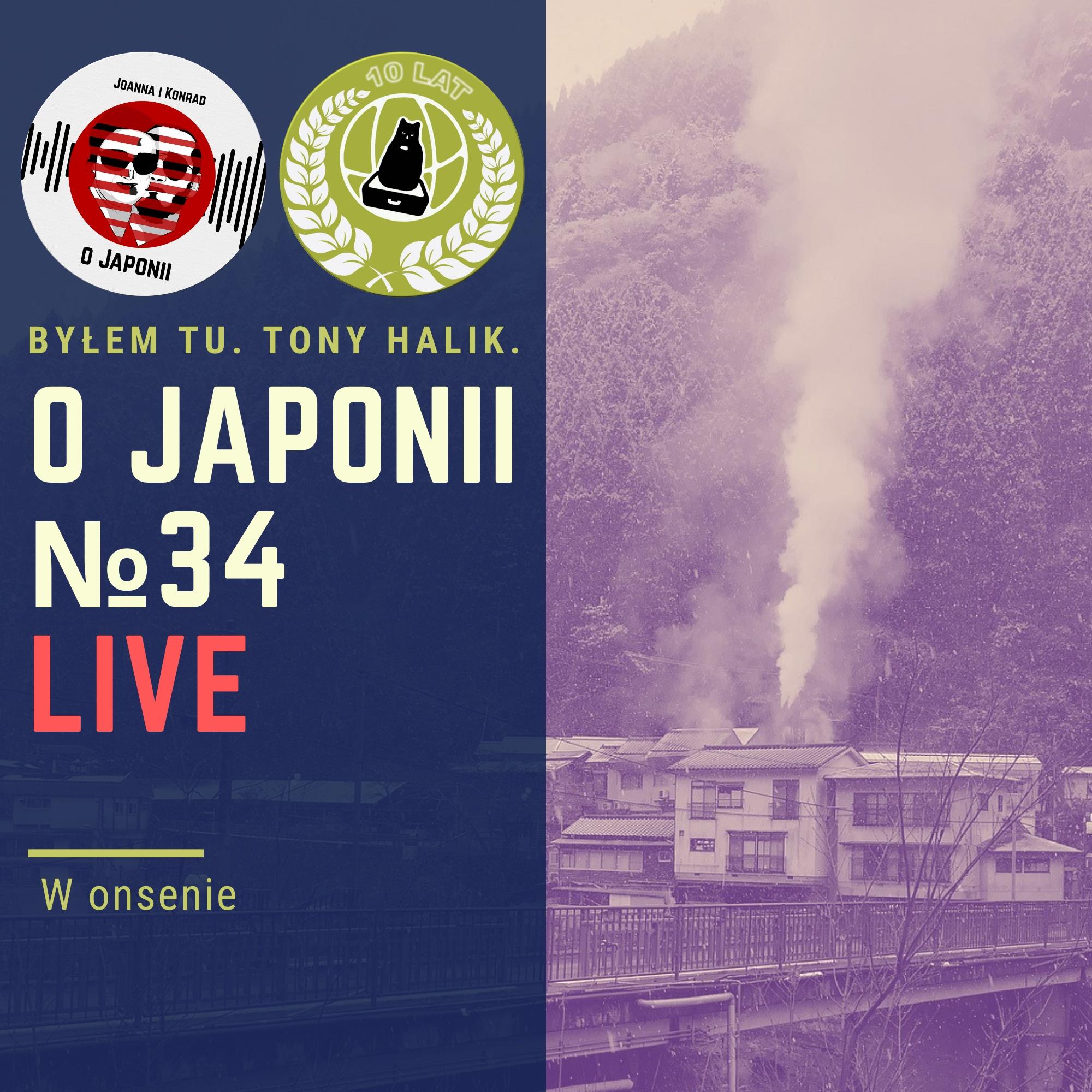 LIVE o Japonii (Podcast o Japonii): w onsenie